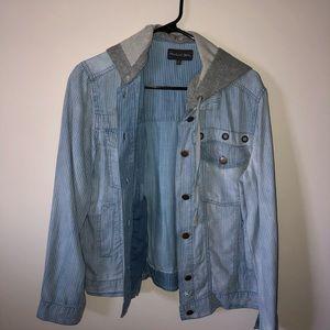 Michael Stars Hooded Jacket